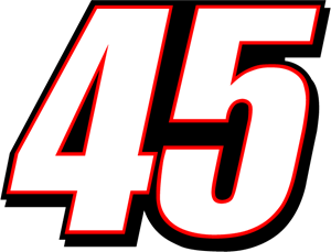45 >> 45 Kyle Petty Racing Logo Vector Eps Free Download