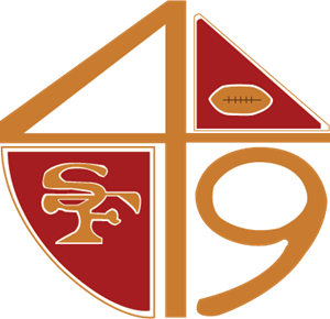 49ers de San Francisco Logo Vector