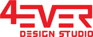 4EVER Design Studio Logo Vector