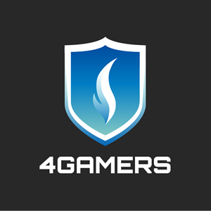 4GAMERS Logo Vector
