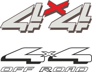 4x4 Logo Vector Cdr Free Download