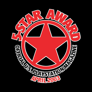 5-Star Award Logo Vector