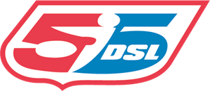 55 DSL Logo Vector