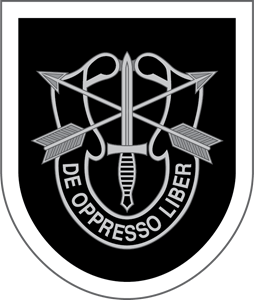 5th Special Forces Group Logo Vector