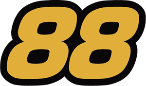 88 Robert Yates Racing Logo Vector