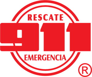 911 emergencia Logo Vector
