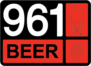 961 BEER Logo Vector