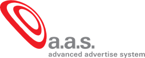 AAS advanced advertise system Logo Vector
