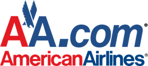 AA.com American Airlines Logo Vector