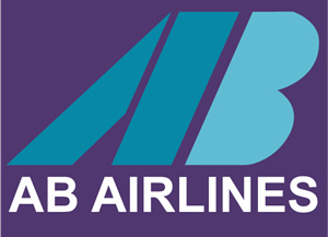 AB Airlines (formerly Air Bristol) Logo Vector