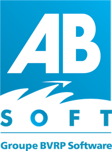 AB Soft Logo Vector