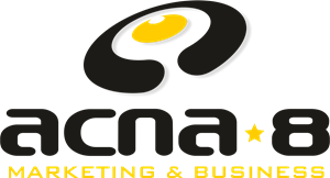 ACNA-8 MARKETING & BUSINESS Logo Vector