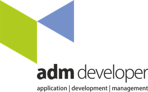 ADM Developer Logo Vector