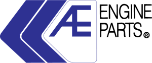 AE Engine Parts Logo Vector