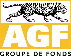 AGF Groupe de Fonds Logo Vector