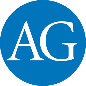 AG Consulting Logo Vector