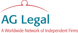 AG Legal Logo Vector