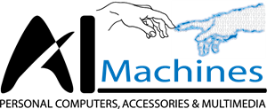AI Machines Logo Vector