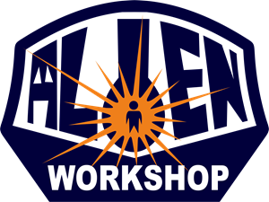 ALIEN WORKSHOP Logo Vector
