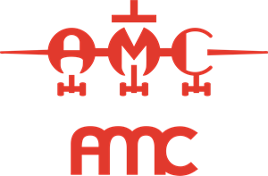 AMC Airlines Logo Vector