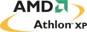 AMD Athlon XP Logo Vector