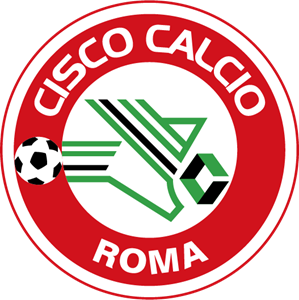 A.S. Cisco Calcio Roma Logo Vector