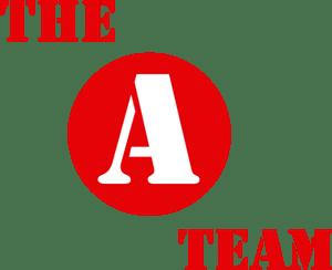 A Team Logo Vector