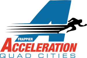 Acceleration Quad Cities Logo Vector