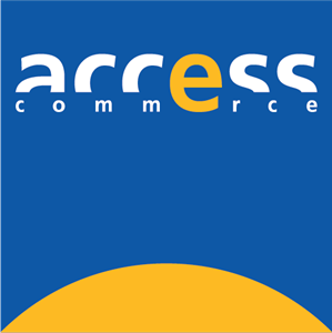 Access Commerce Logo Vector