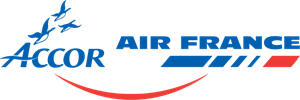 Accor + Air France Logo Vector