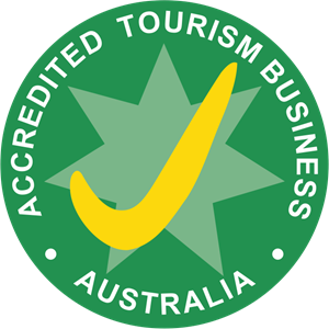 Accredited Tourism Business Australia Logo Vector