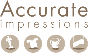 Accurate Impressions Logo Vector