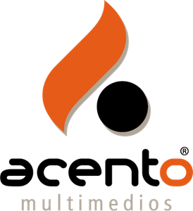 Acento Multimedios Logo Vector