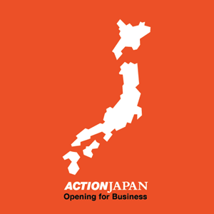 Action Japan Logo Vector