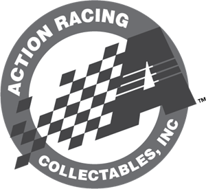 Action Racing Collectables Logo Vector