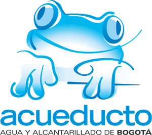 Acueducto Relieve Vertical Logo Vector