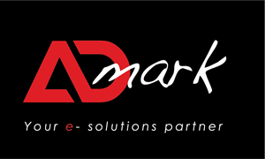 Ad Mark Logo Vector