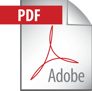 Adobe PDF Logo Vector
