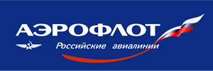 Aeroflot Russian Airlines Logo Vector