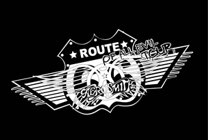 Aerosmith Route Logo Vector