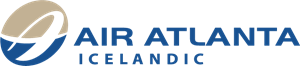 Air Atlanta Icelandic (New) Logo Vector