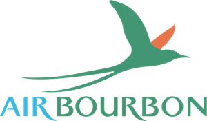 Air Bourbon Logo Vector