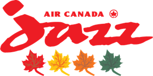 Air Canada Jazz Logo Vector