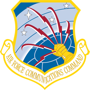 Air Force Communications Command Logo Vector