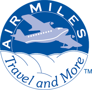 Air Miles Logo Vector