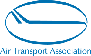 Air Transport Association Logo Vector