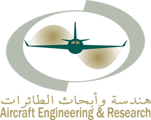 Aircraft Engineering and Research Logo Vector