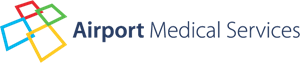 Airport Medical Services Logo Vector