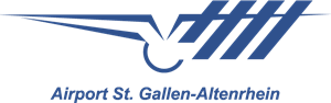 Airport St. Gallen Altenrhein Logo Vector