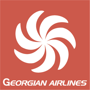 Airzena - Georgian Airways Logo Vector